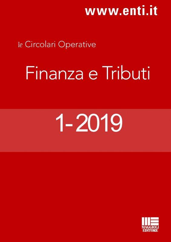 Rassegna novità 1-5 gennaio 2019 - Finanza