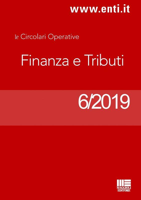 Gli incentivi al personale dell'ufficio tributi introdotti dalla legge di bilancio 2019
