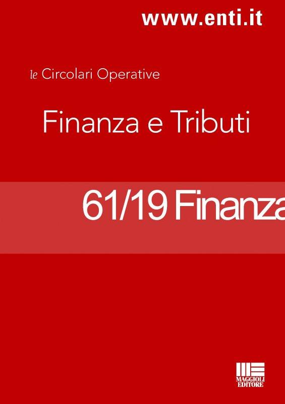 L'aggiornamento dei principi contabili disposto dal dm mef 01/08/2019