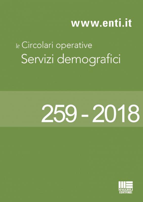 Le principali novità in materia di servizi demografici dal 10 al 15 settembre