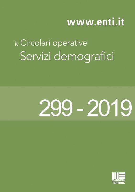 Le principali novità in materia di servizi demografici dal 11 al 16 febbraio 2019