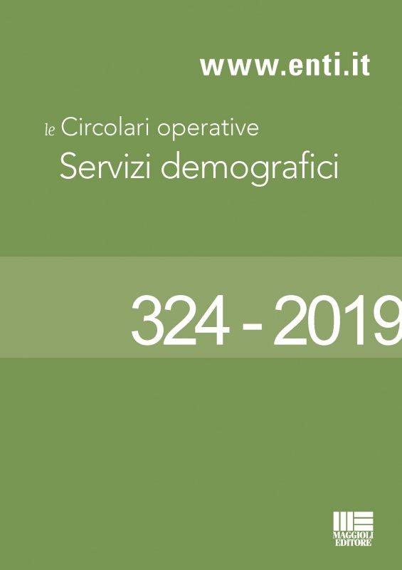 Le principali novità in materia di servizi demografici dal 13 al 18 maggio