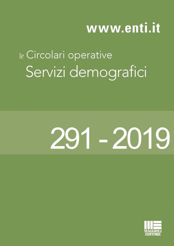 Le principali novità in materia di servizi demografici dal 14 al 19 gennaio