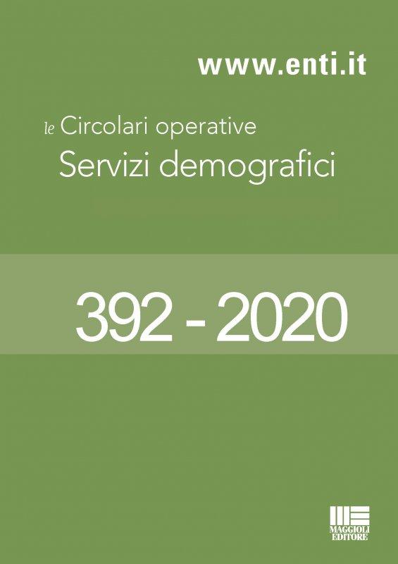Le principali novità in materia di servizi demografici dal 17 al 22 febbraio 2020