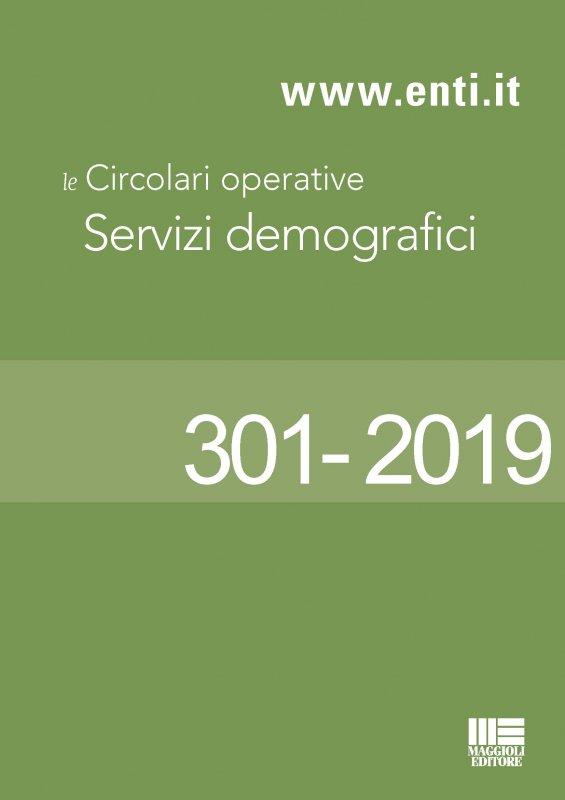 Le principali novità in materia di servizi demografici dal 18 al 23 febbraio 2019