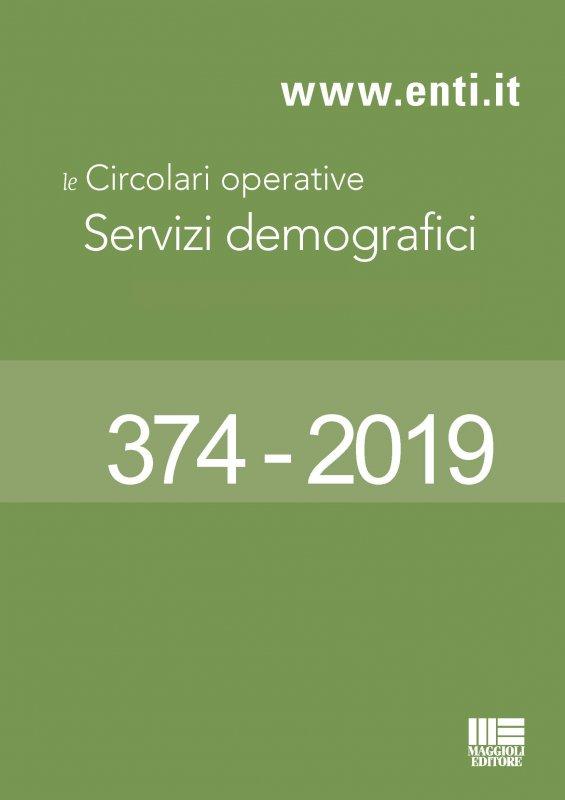 Le principali novità in materia di servizi demografici dal 2 al 7 dicembre