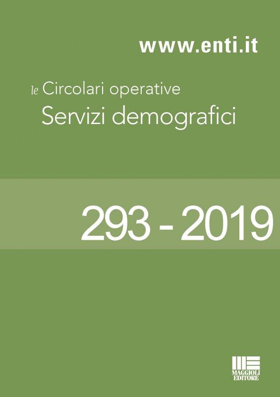 Le principali novità in materia di servizi demografici dal 21 al 26 gennaio