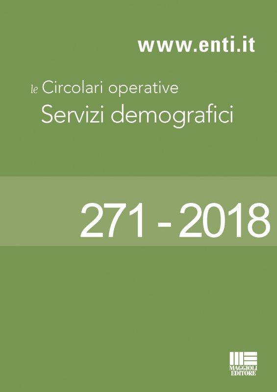 Le principali novità in materia di servizi demografici dal 22 al 27 ottobre