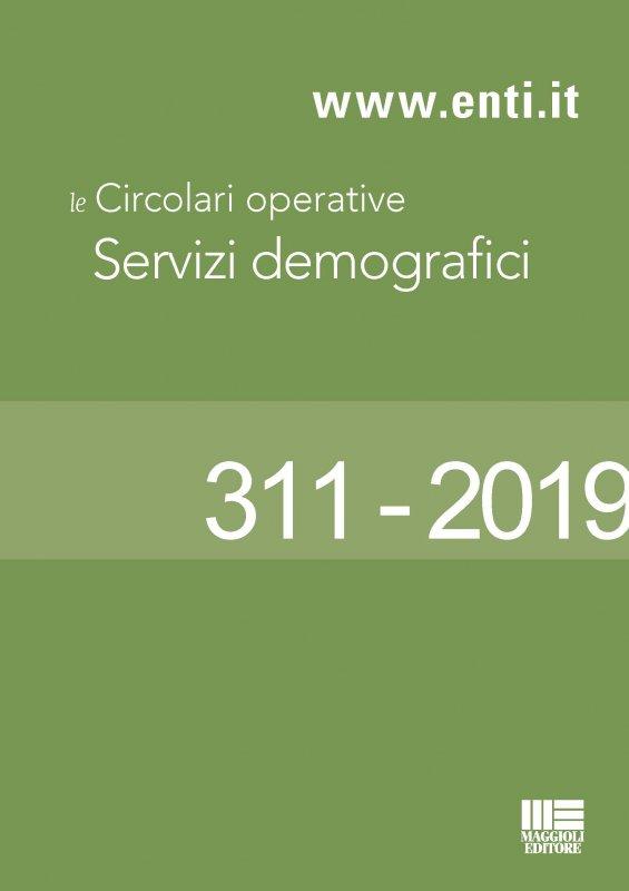 Le principali novità in materia di servizi demografici dal 25 al 30 marzo 2019