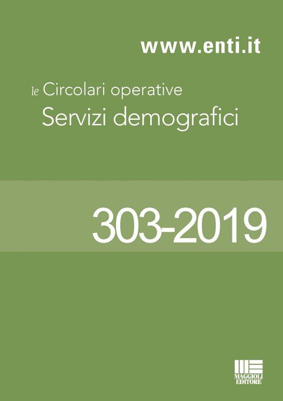 Le principali novità in materia di servizi demografici dal 25 febbraio al 2 marzo 2019