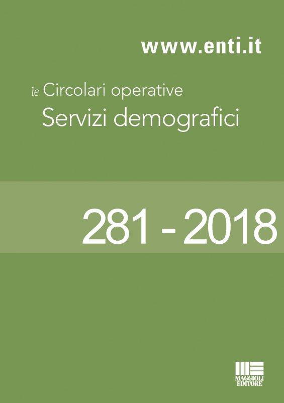 Le principali novità in materia di servizi demografici dal 26 novembre al 1 dicembre