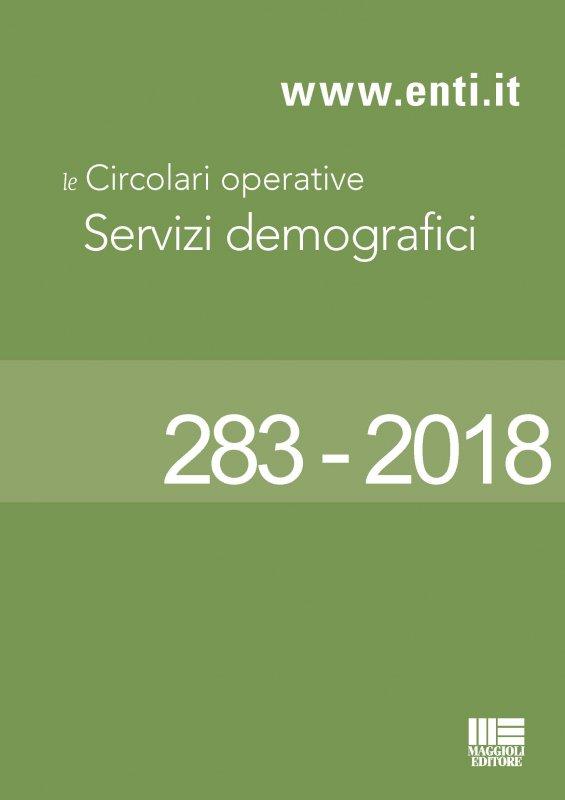 Le principali novità in materia di servizi demografici dal 3 al 8 dicembre