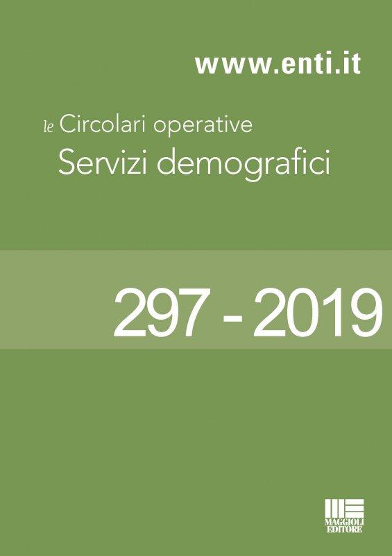 Le principali novità in materia di servizi demografici dal 4 al 9 febbraio 2019