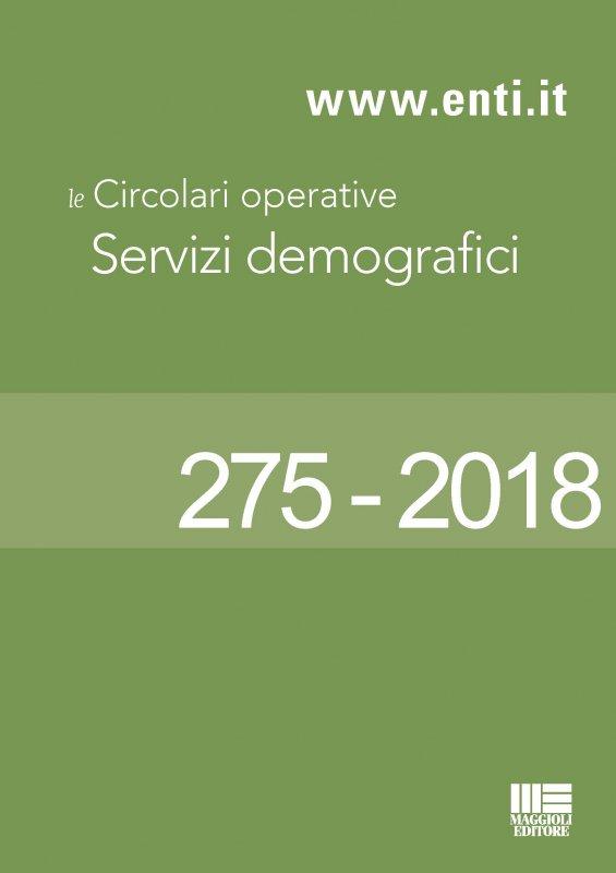 Le principali novità in materia di servizi demografici dal 5 al 10 novembre