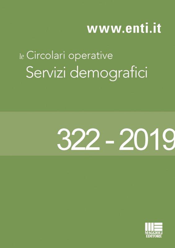 Le principali novità in materia di servizi demografici dal 6 al 11 maggio