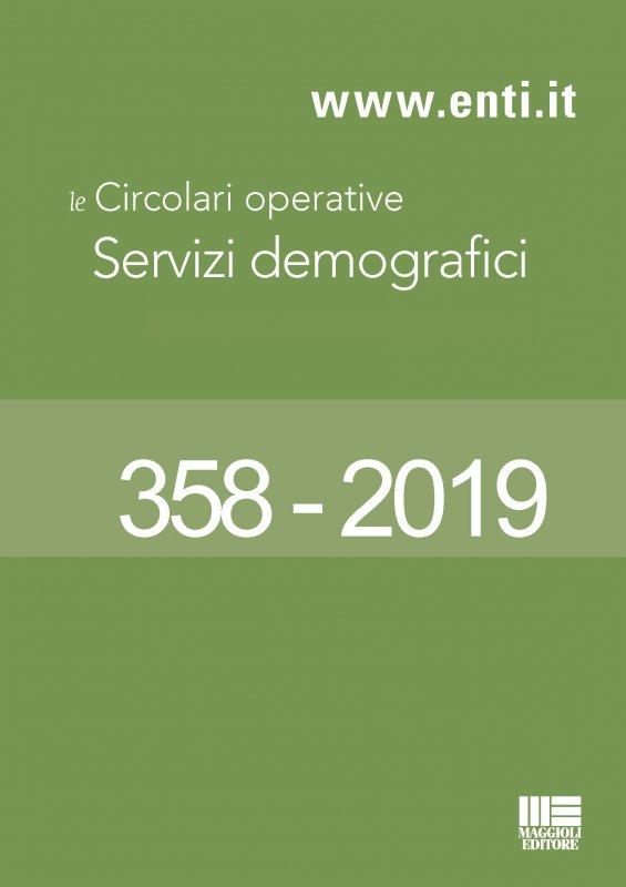 Le principali novità in materia di servizi demografici dal 7 al 12 ottobre