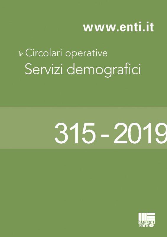 Le principali novità in materia di servizi demografici dal 8 al 13 aprile 2019
