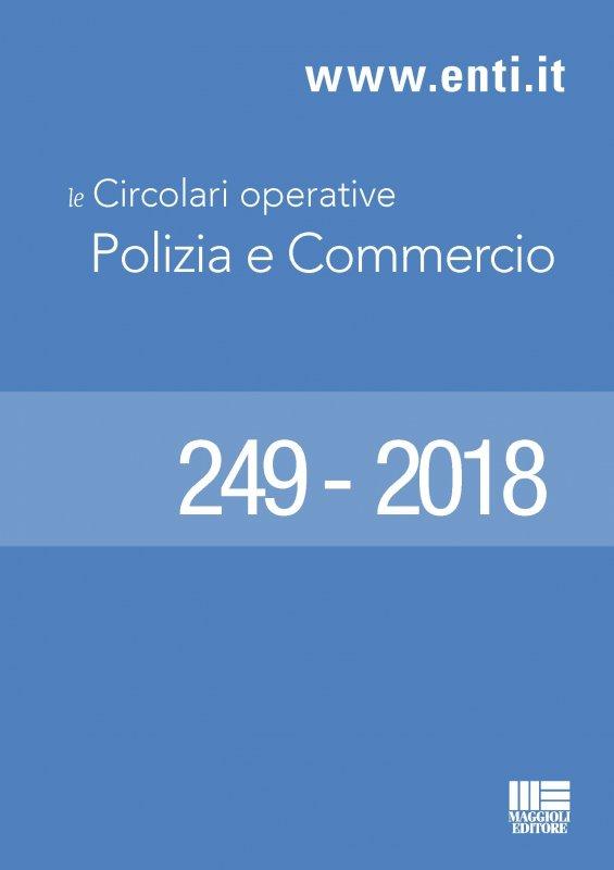 Manifestazioni pubbliche: circolare ministero dell'Interno del 18/7/2018