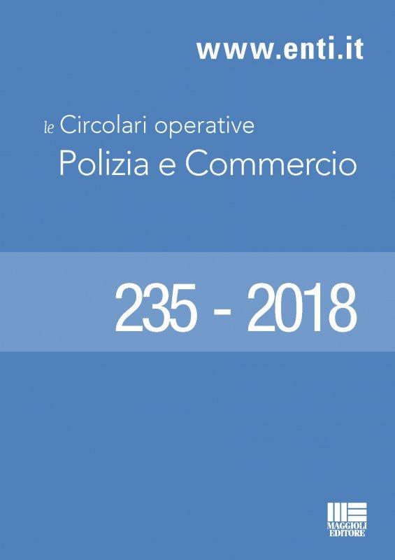 Patente di servizio per addetti ai servizi di polizia stradale