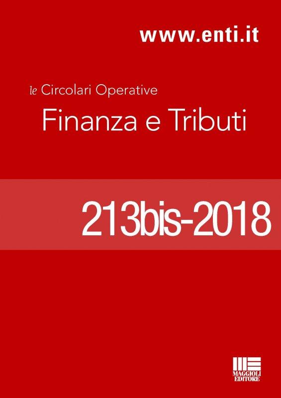 Rassegna novità 12 – 17 marzo 2018 – Ufficio Tributi