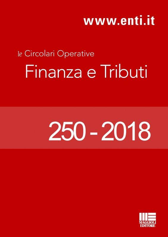 Rassegna novità 13 - 25 Agosto 2018 - Ufficio Ragioneria