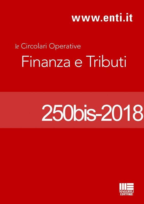 Rassegna novità 13 - 25 Agosto 2018 - Ufficio Tributi