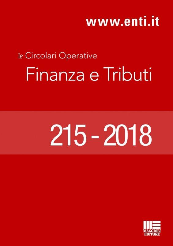 Rassegna novità 19 - 24 marzo 2018 - Ufficio Ragioneria