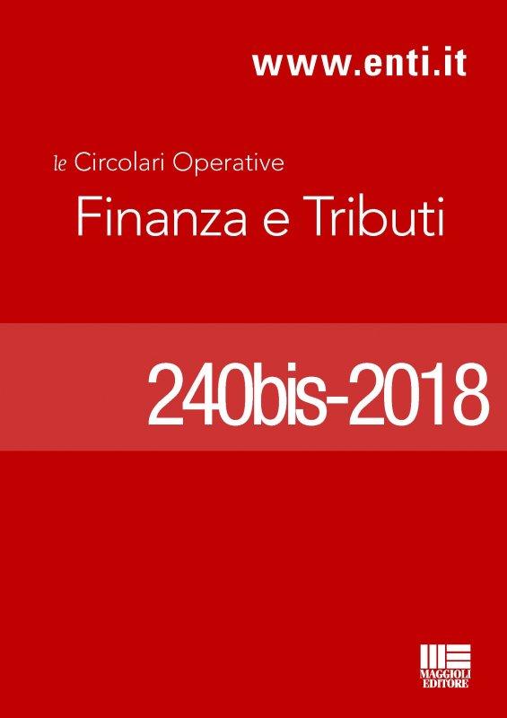Rassegna novità 25 – 30 Giugno 2018 - Ufficio Tributi