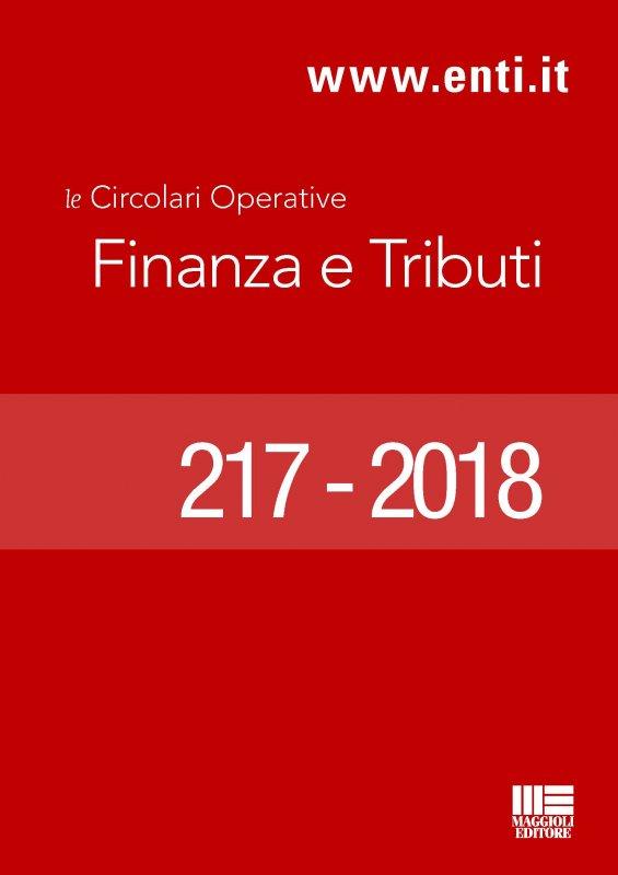 Rassegna novità 26 marzo – 7 aprile 2018 - Ufficio Ragioneria