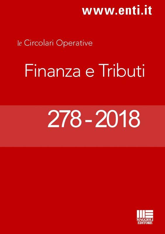 Rassegna novità 26 novembre - 1 dicembre 2018 Ufficio Ragioneria