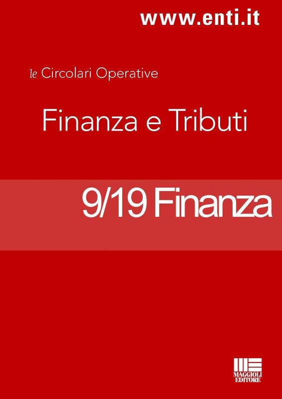 Rassegna novità 28/1 – 2/2 2019 Finanza