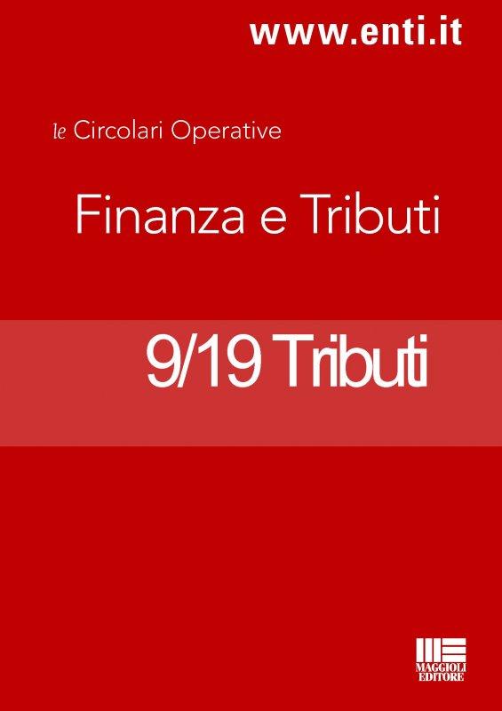 Rassegna novità 28/1 – 2/2 2019 Ufficio Tributi