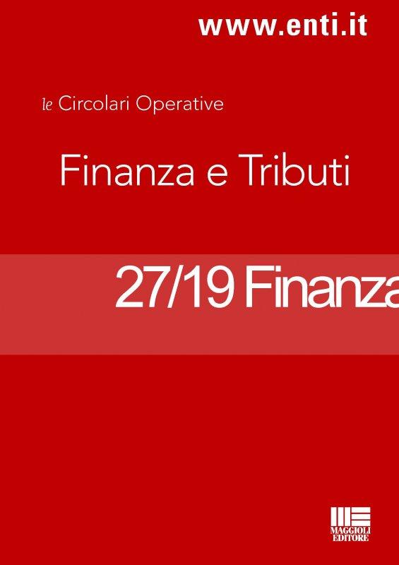 Rassegna stampa 1 - 6 aprile 2019 Finanza