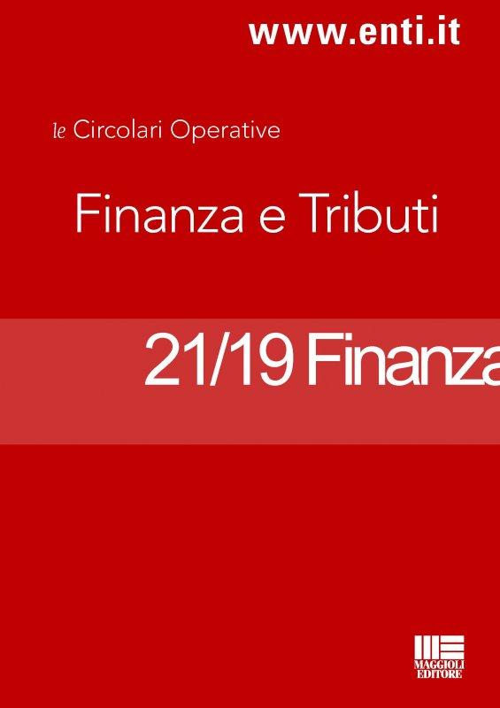 Rassegna stampa 11 - 15 Marzo 2019 Finanza