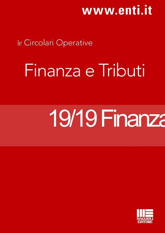 Rassegna stampa 4 - 9 Marzo 2019 Finanza